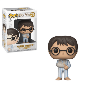 Funko Pop! Movies - Harry Potter #79 - Harry Potter (in Pajamas) - Simply Toys