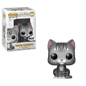 Funko Pop! Movies - Harry Potter #66 - Minerva McGonagall (as Cat) (Exclusive) - Simply Toys