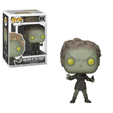 Funko Pop! Television - Game of Thrones #69 - Children of the Forest - Simply Toys