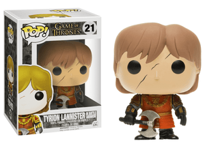 Funko Pop! Television - Game of Thrones #21 - Tyrion Lannister (in Battle Armor) - Simply Toys
