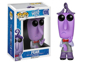Funko Pop! Movies - Inside Out #135 - Fear - Simply Toys