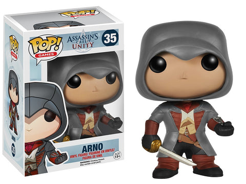 Funko Pop! Games - Assassin's Creed #35 - Arno - Simply Toys