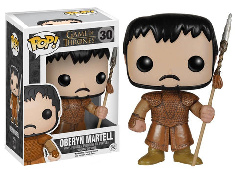 Funko Pop! Television - Game of Thrones #30 - Oberyn Martell - Simply Toys