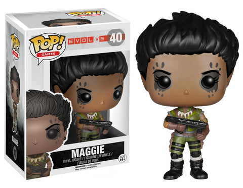 Funko Pop! Games - Evolve #40 - Maggie - Simply Toys