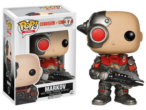 Funko Pop! Games - Evolve #37 - Markov - Simply Toys