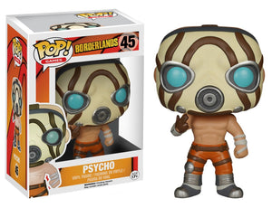 Funko Pop! Games - Borderlands #45 - Psycho - Simply Toys