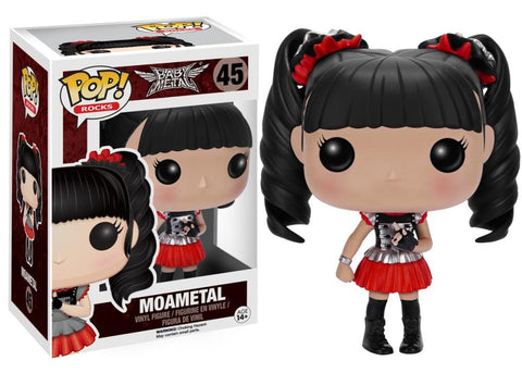 Funko Pop! Rocks - Babymetal #45 - Moametal *VAULTED* - Simply Toys