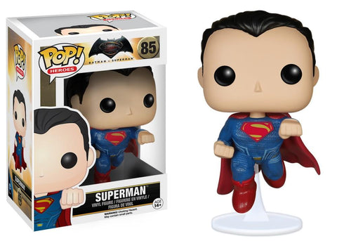 Funko Pop! DC - Batman vs Superman #85 - Superman - Simply Toys