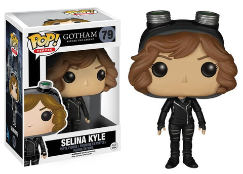 Funko Pop! Television - Gotham #79 - Selina Kyle *VAULTED* - Simply Toys