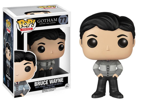 Funko Pop! Television - Gotham #77 - Bruce Wayne *VAULTED* - Simply Toys