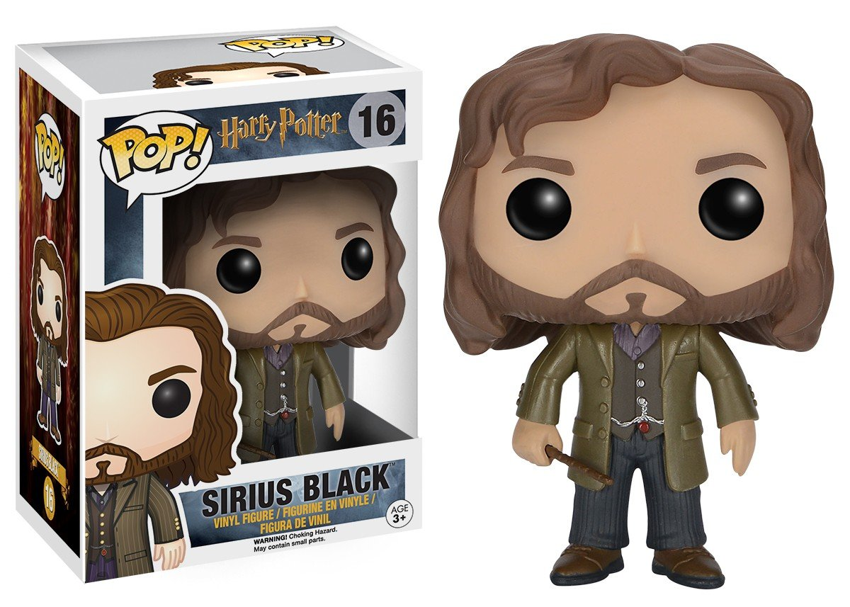 Funko Pop! Movies - Harry Potter #16 - Sirius Black - Simply Toys