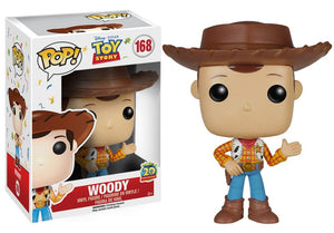 Funko Pop! Movies - Toy Story #168 - Woody - Simply Toys