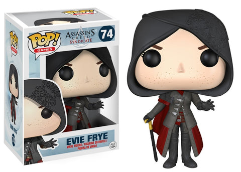 Funko Pop! Games - Assassin's Creed #74 - Evie Frye - Simply Toys