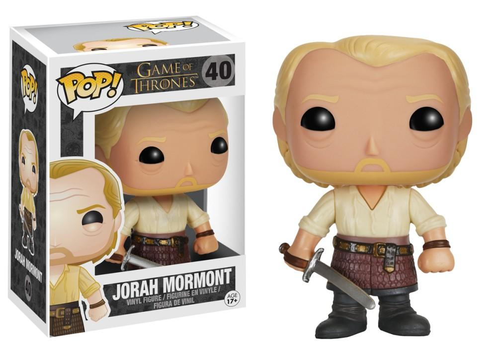 Funko Pop! Television - Game of Thrones #40 - Jorah Mormont - Simply Toys