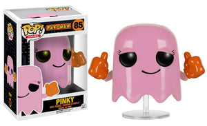 Funko Pop! Games - Pac-Man #85 - Pinky - Simply Toys