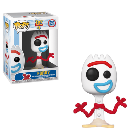 Funko Pop! Movies - Toy Story 4 #528 - Forky - Simply Toys