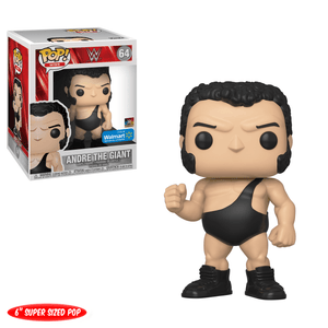 Funko Pop! Sports - WWE #64 - Andre The Giant (6 inch) (Exclusive) - Simply Toys
