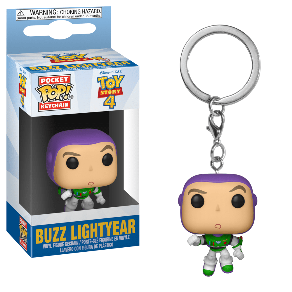 Funko Pop! Keychain - Toy Story - Buzz Lightyear - Simply Toys
