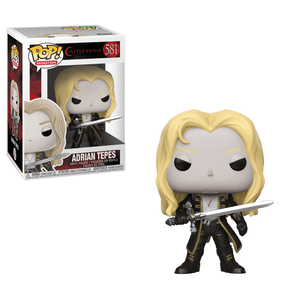 Funko Pop! Animation - Castlevania #581 - Adrian Tepes - Simply Toys