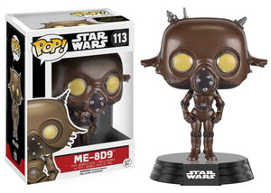 Funko Pop! Movies - Star Wars: Episode VII - The Force Awakens #113 - ME-8D9 - Simply Toys