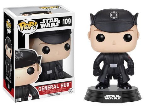 Funko Pop! Movies - Star Wars: Episode VII - The Force Awakens #109 - General Hux - Simply Toys