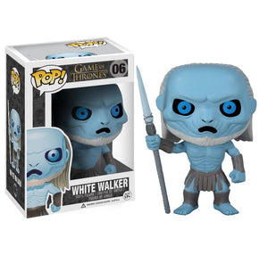Funko Pop! Television - Game of Thrones #06 - White Walker - Simply Toys