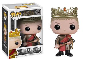 Funko Pop! Television - Game of Thrones #14 - Joffrey Baratheon *VAULTED* - Simply Toys
