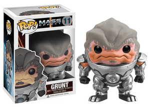 Funko Pop! Games - Mass Effect #11 - Grunt *VAULTED* - Simply Toys