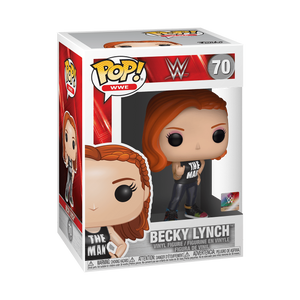 Funko Pop! Sports - WWE #70 - Becky Lynch (Exclusive) - Simply Toys