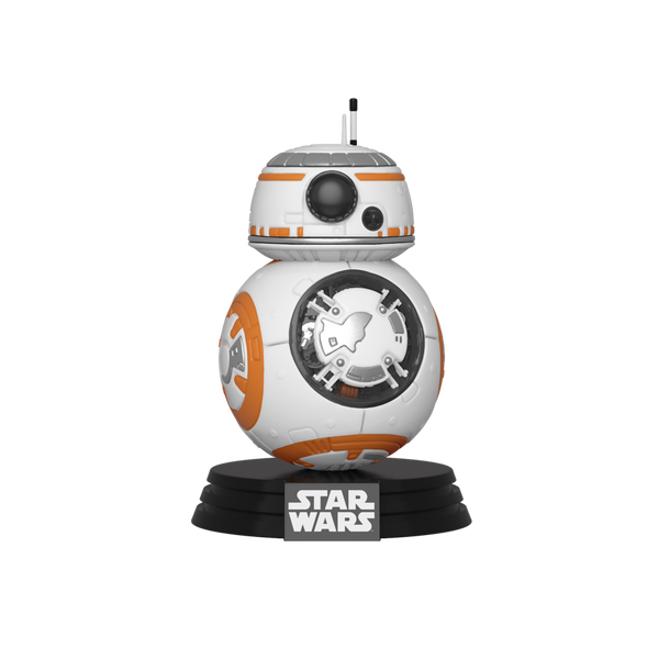 Funko Pop! Movies - Star Wars: Episode IX - The Rise of Skywalker #314 - BB-8 - Simply Toys