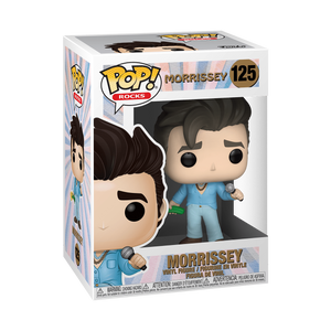 Funko Pop! Rocks - Morrissey #125 - Morrissey - Simply Toys