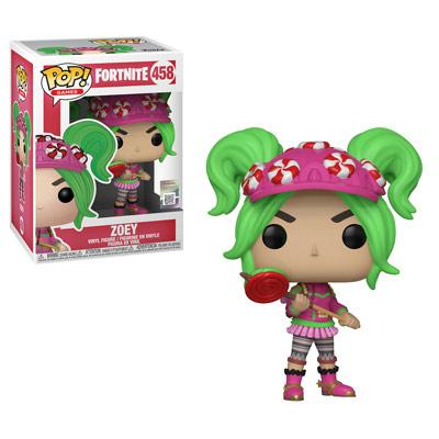 Funko Pop! Games - Fortnite #458 - Zoey - Simply Toys