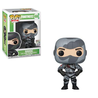 Funko Pop! Games - Fortnite #460 - Havoc - Simply Toys