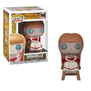 Funko Pop! Movies - Annabelle Comes Home #790 - Annabelle in Chair - Simply Toys