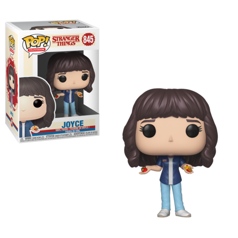 Funko Pop! Television - Stranger Things #845 - Joyce - Simply Toys