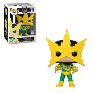 Funko Pop! MARVEL - MARVEL 80 Years #545 - Electro (Exclusive) - Simply Toys