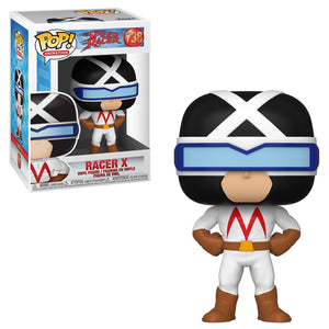 Funko Pop! Animation - Speed Racer #738 - Racer X - Simply Toys