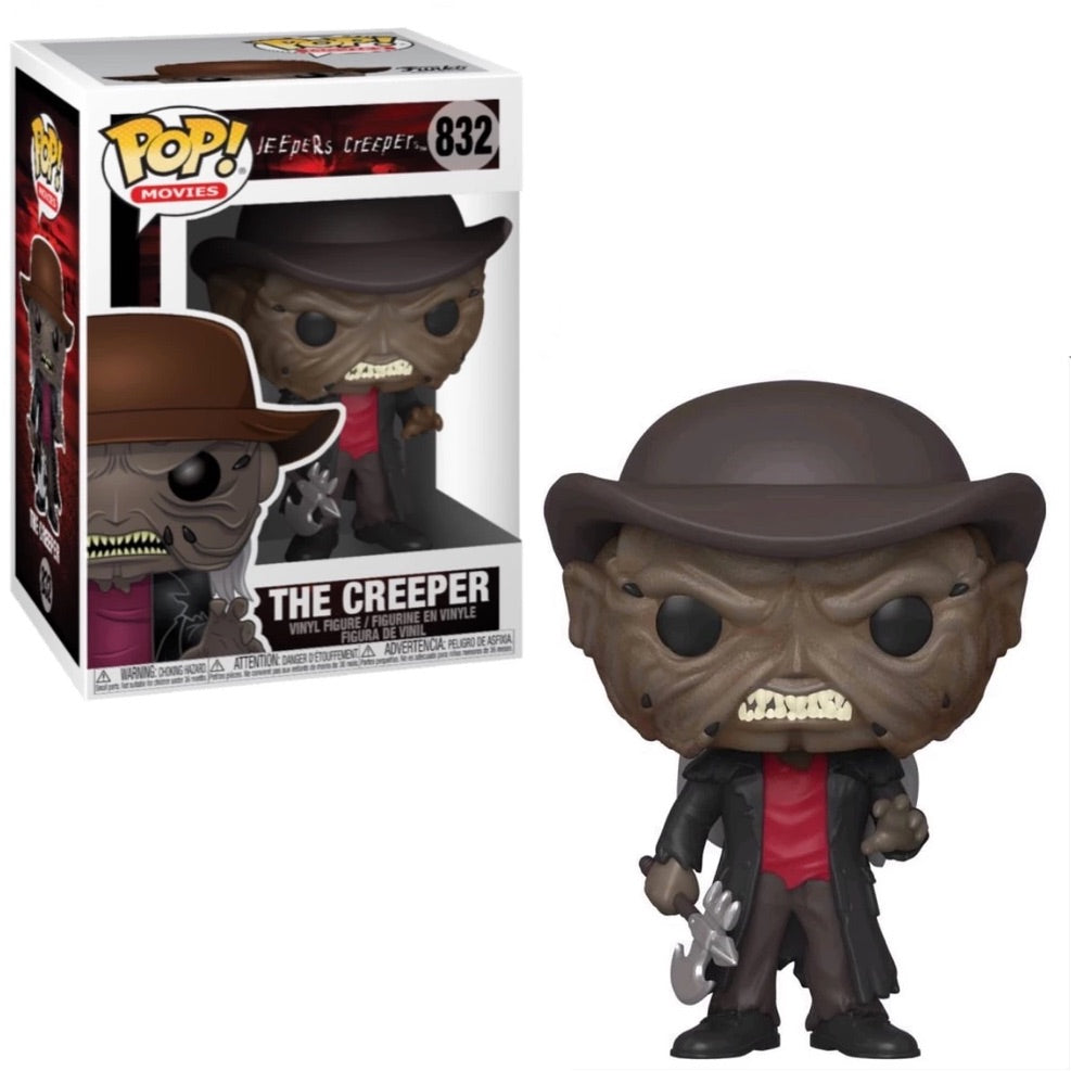 Funko Pop! Movies - Jeepers Creepers #832 - The Creeper - Simply Toys