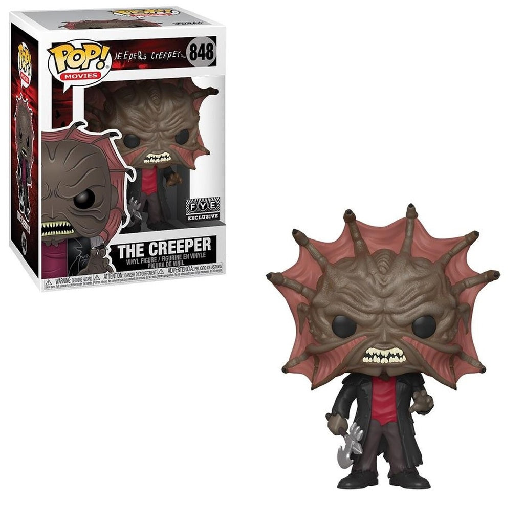 Funko Pop! Movies - Jeepers Creepers #848 - The Creeper (Exclusive) - Simply Toys