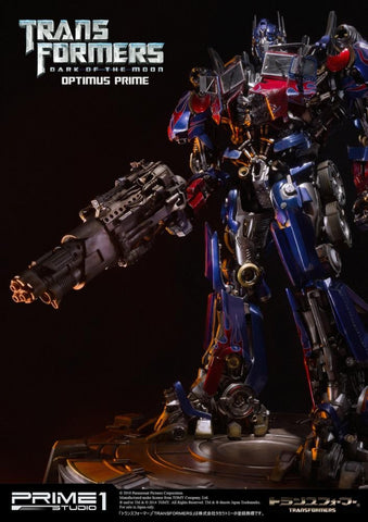 Prime 1 Studios - Transformers - Museum Masterline - Dark of the Moon - Optimus Prime Statue
