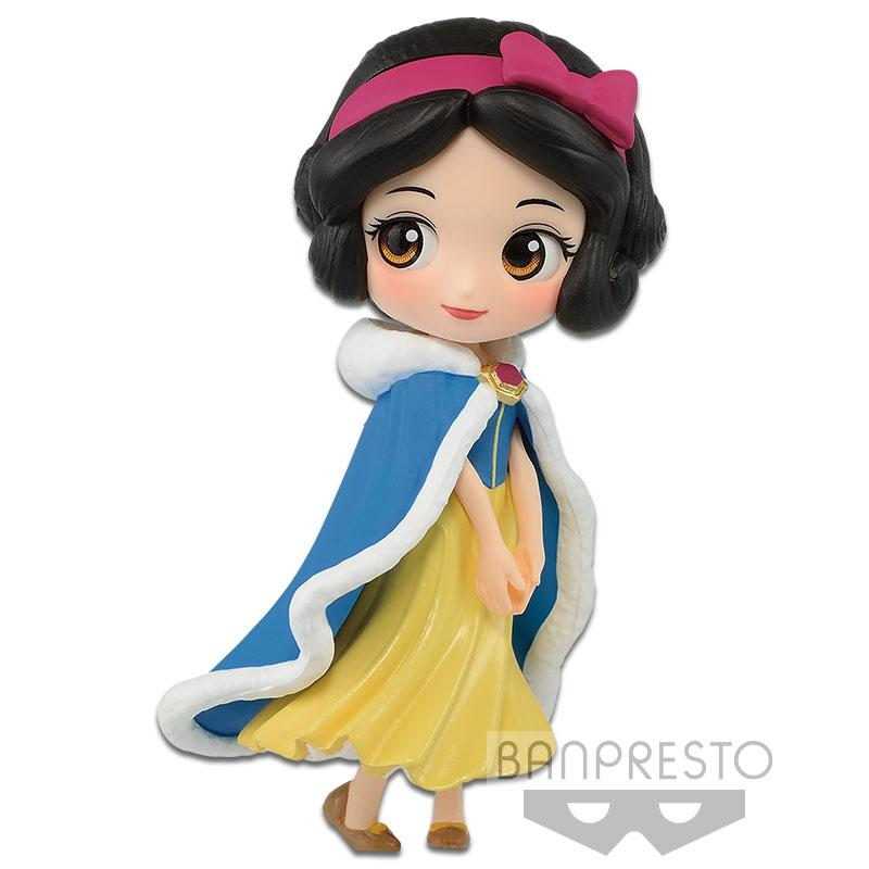 Banpresto Disney Q Posket Petit - Snow White (Winter Costume) - Simply Toys