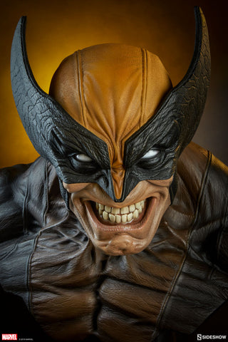 Sideshow Collectibles - Marvel Life Size Bust - Wolverine