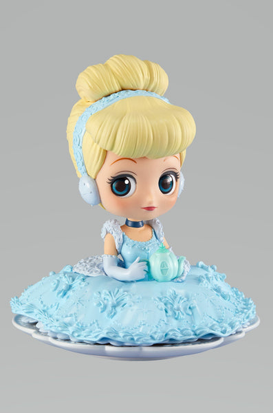 Banpresto Disney Sugirly Q Posket - Cinderella (Milky Color Version) - Simply Toys