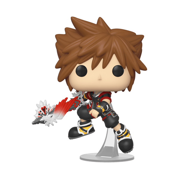 Funko Pop! Games - Kingdom Hearts 3 #620 - Sora (with Ultima Weapon) - Simply Toys