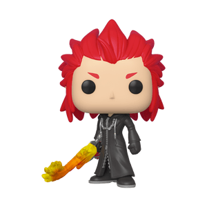 Funko Pop! Games - Kingdom Hearts 3 #626 - Lea (with Keyblade) (Exclusive) - Simply Toys
