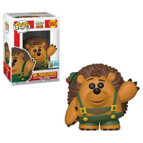 Funko Pop! Movies - Toy Story #562 - Mr. Pricklepants (Exclusive) - Simply Toys