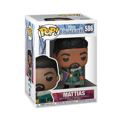Funko Pop! Movies - Frozen 2 #586 - Mattias - Simply Toys