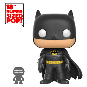 Funko Pop! DC - DC #01 - 18 inch Batman  (Exclusive) - Simply Toys