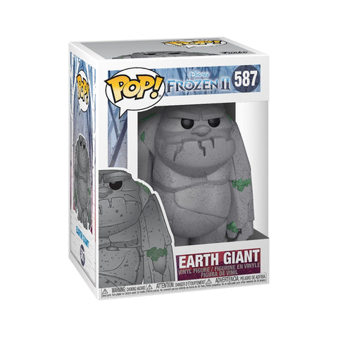 Funko Pop! Movies - Frozen 2 #587 - Earth Giant - Simply Toys