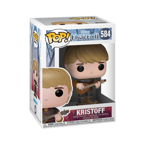 Funko Pop! Movies - Frozen 2 #584 - Kristoff - Simply Toys